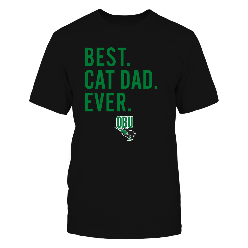 Oklahoma Baptist Bison - Best Cat Dad - Team Front picture