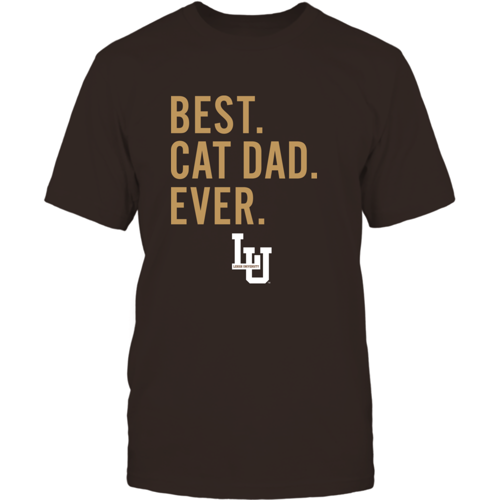 Lehigh Mountain Hawks - Best Cat Dad - Team Front picture