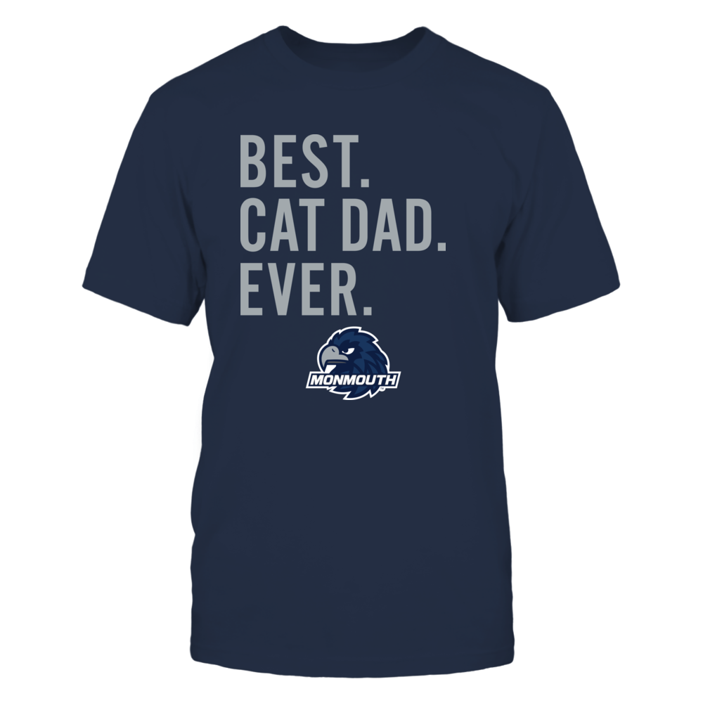 Monmouth Hawks - Best Cat Dad - Team Front picture