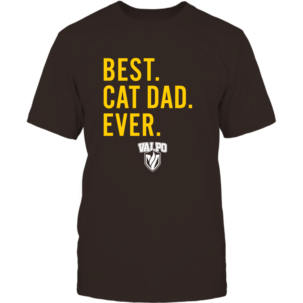 Valparaiso Crusaders - Best Cat Dad - Team Front picture