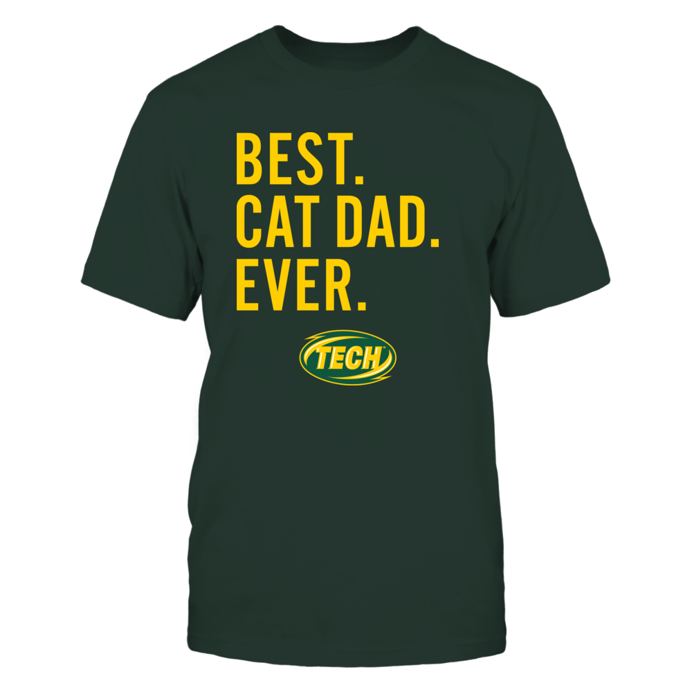 Arkansas Tech Golden Suns - Best Cat Dad - Team Front picture
