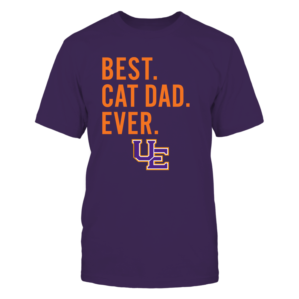 Evansville Purple Aces - Best Cat Dad - Team Front picture