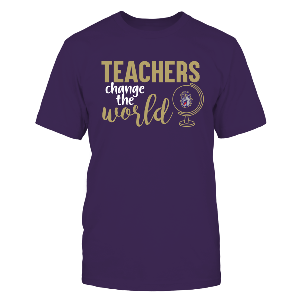 James Madison Dukes - Teachers Change the World Front picture