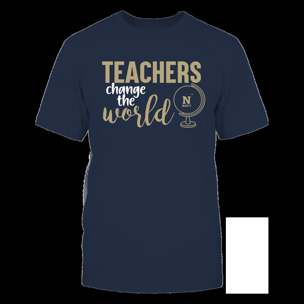 Navy Midshipmen - Teachers Change the World Front picture
