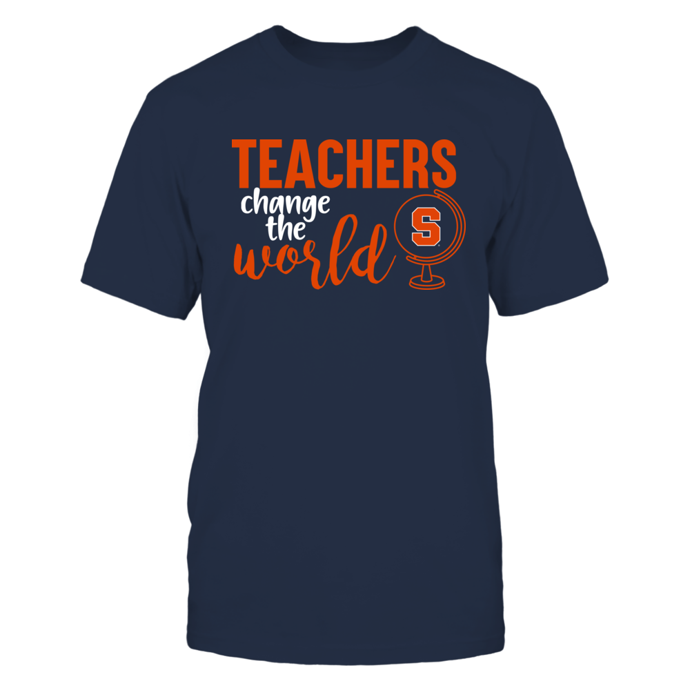 Syracuse Orange - Teachers Change the World Front picture