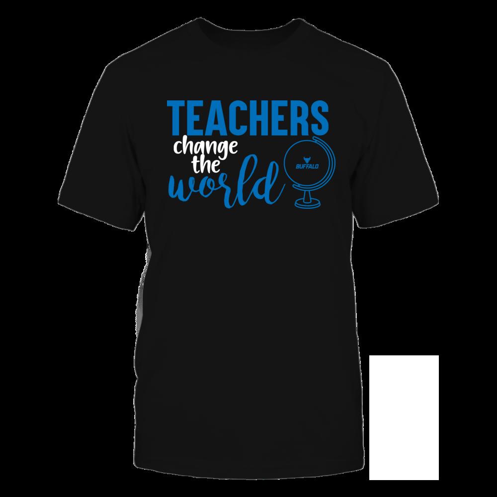 Buffalo Bulls - Teachers Change the World Front picture