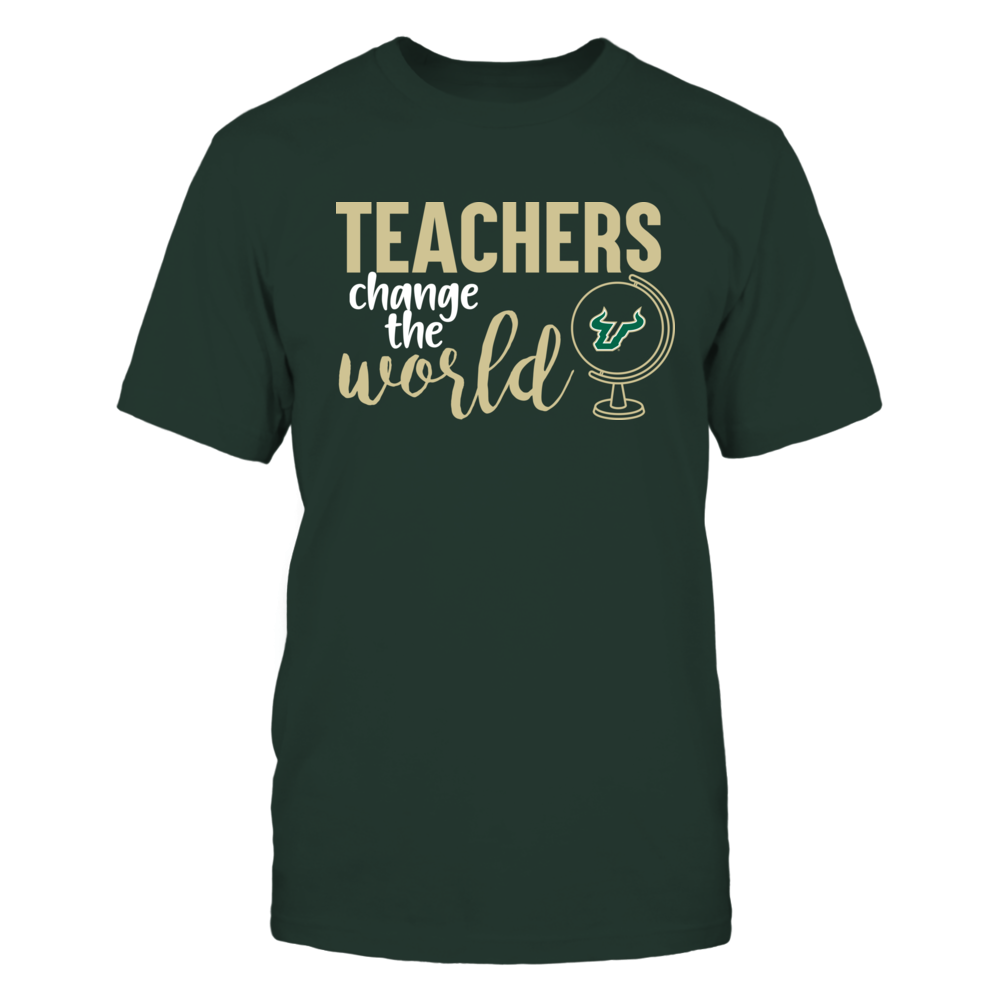 South Florida Bulls - Teachers Change the World Front picture