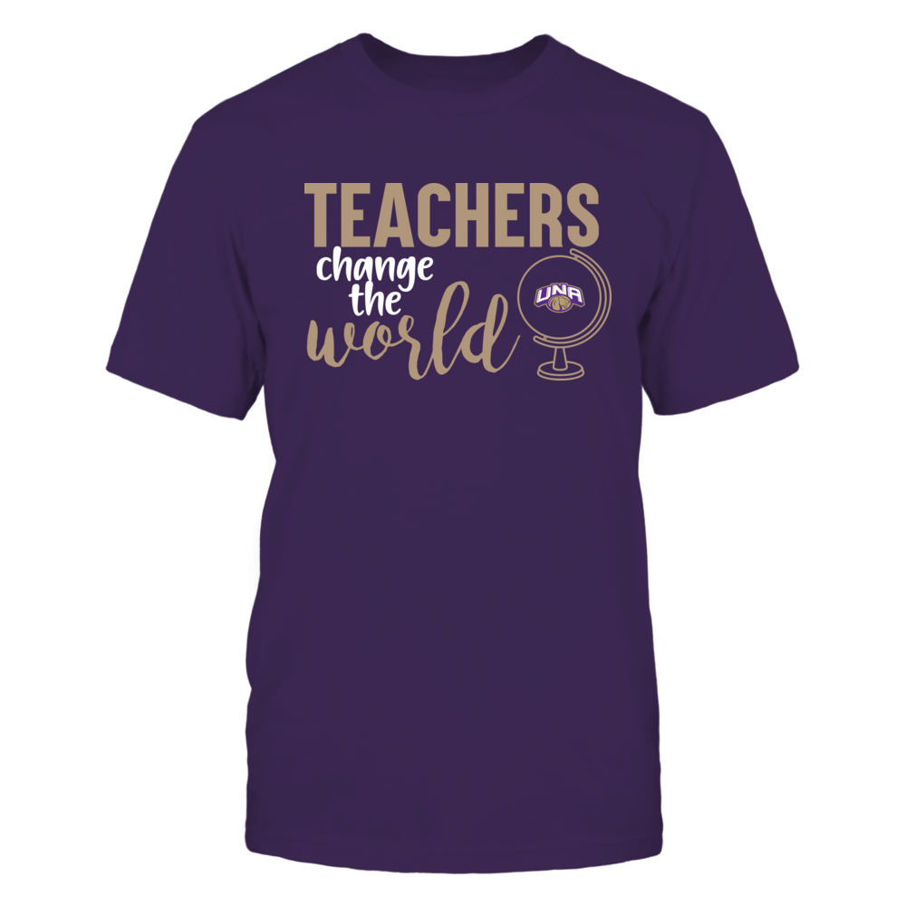 North Alabama Lions - Teachers Change the World Front picture