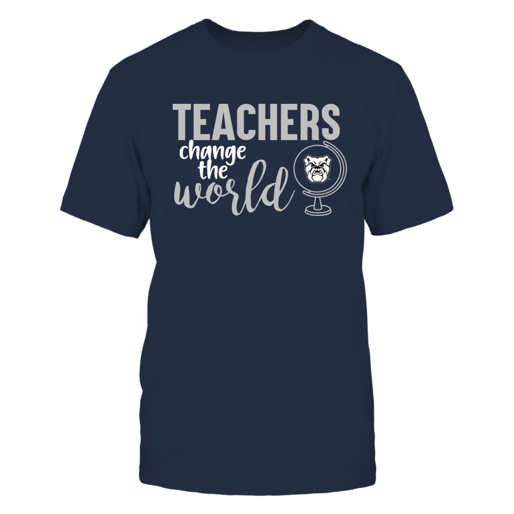 Butler Bulldogs - Teachers Change the World Front picture