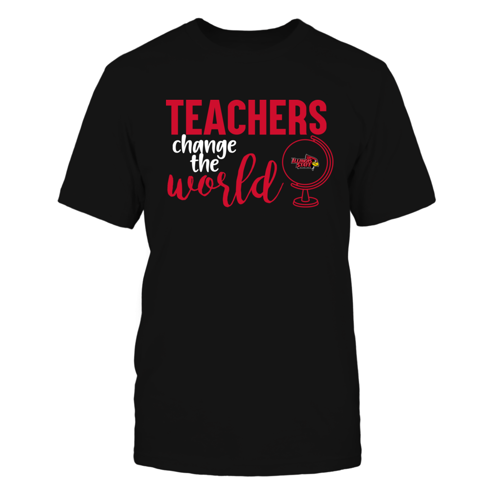 Illinois State Redbirds - Teachers Change the World Front picture