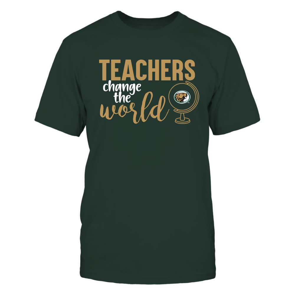 Bemidji State Beavers - Teachers Change the World Front picture