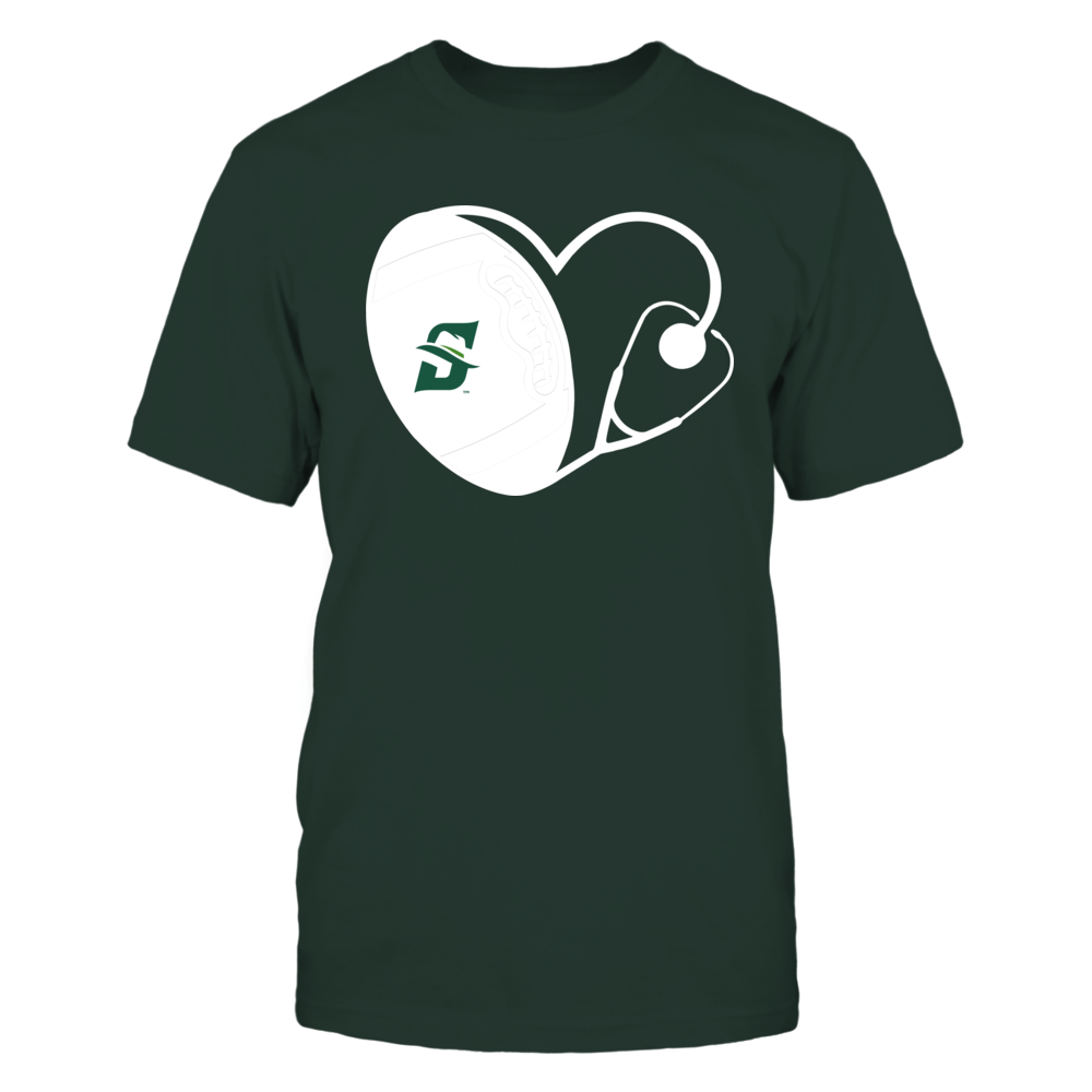 Stetson Hatters - Nurse - Heart of Football Front picture
