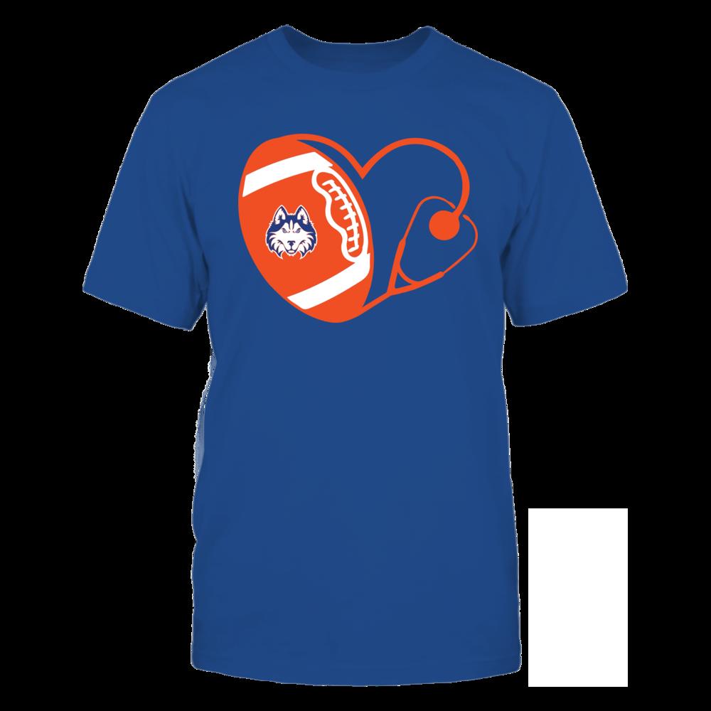 Houston Baptist Huskies - Nurse - Heart of Football Front picture