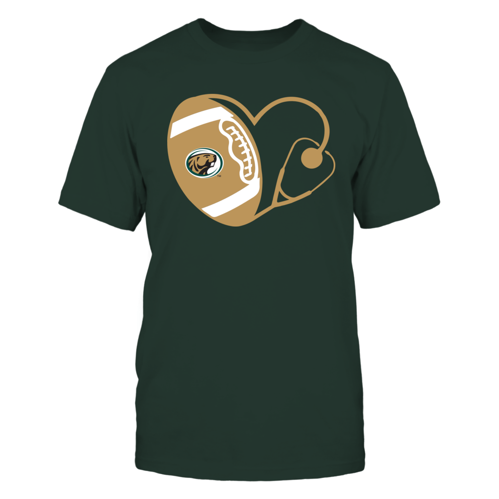 Bemidji State Beavers - Nurse - Heart of Football Front picture