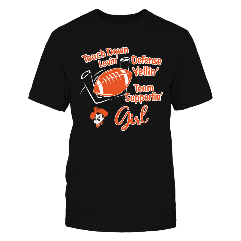 Oklahoma State Cowboys - Touchdown Lovin - Team Front picture