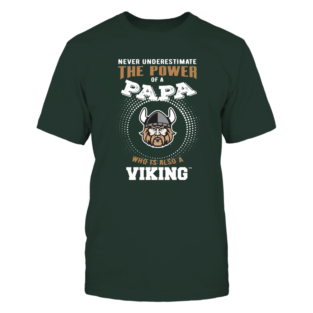 Cleveland State Vikings - Never Underestimate the Power of Papa Front picture