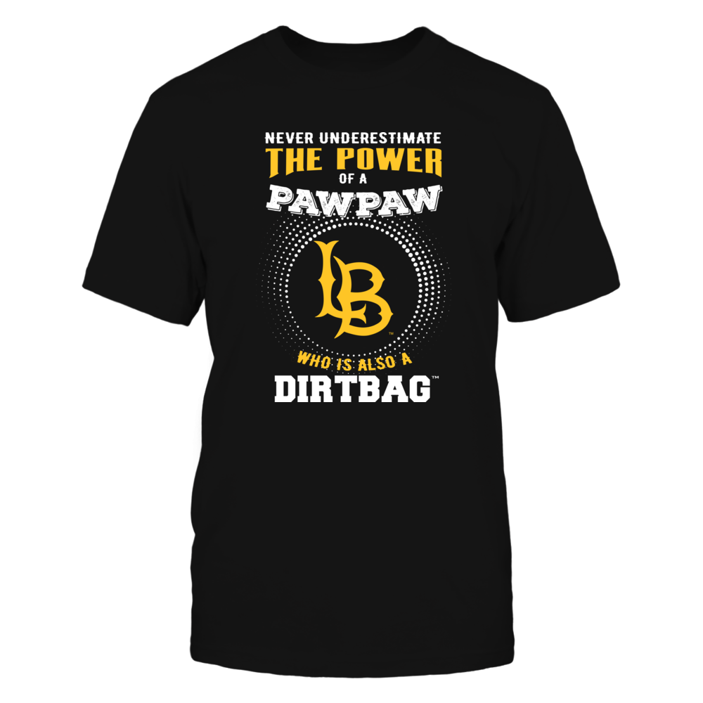Long Beach State 49ers - Never Underestimate the Power of Pawpaw Front picture