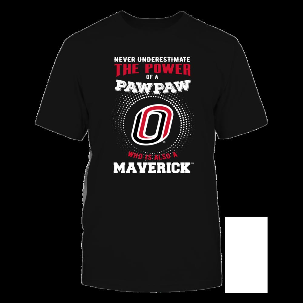 Nebraska Omaha Mavericks - Never Underestimate the Power of Pawpaw Front picture