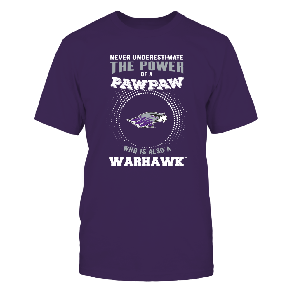 Wisconsin-Whitewater Warhawks - Never Underestimate the Power of Pawpaw Front picture