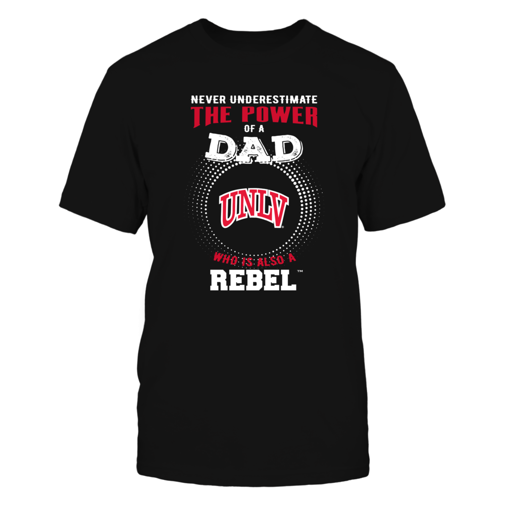 UNLV Rebels - Never Underestimate the Power of Dad Front picture