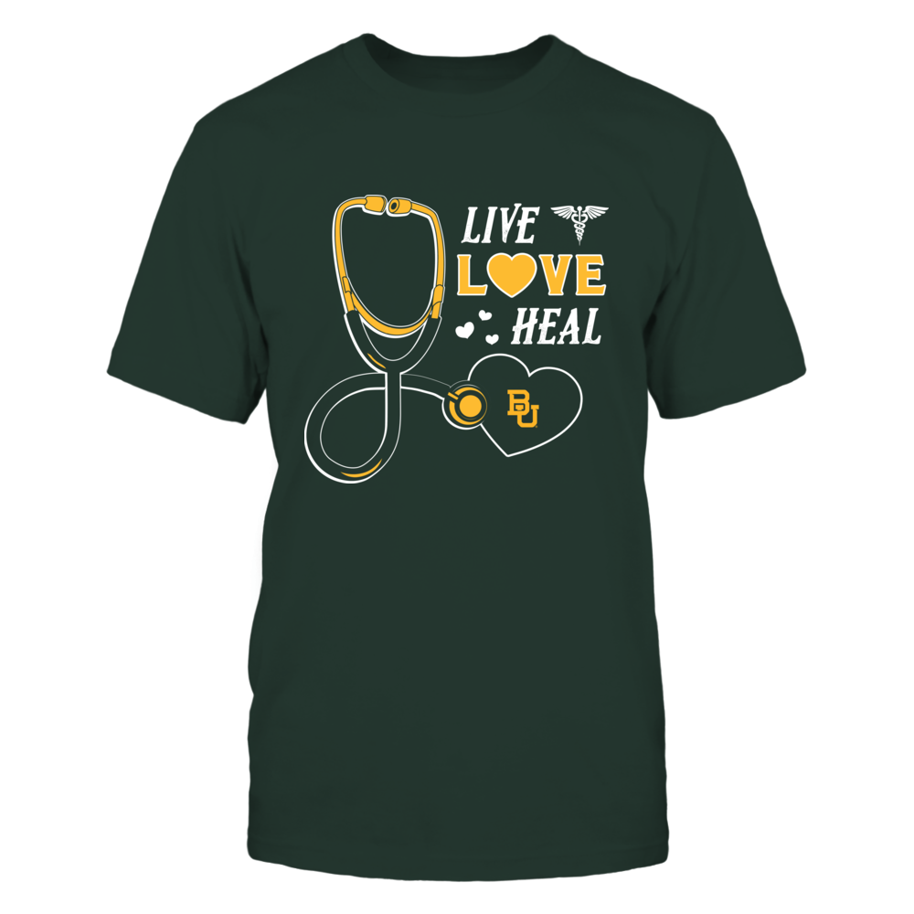 Baylor Bears - Live Love Heal - Team Front picture