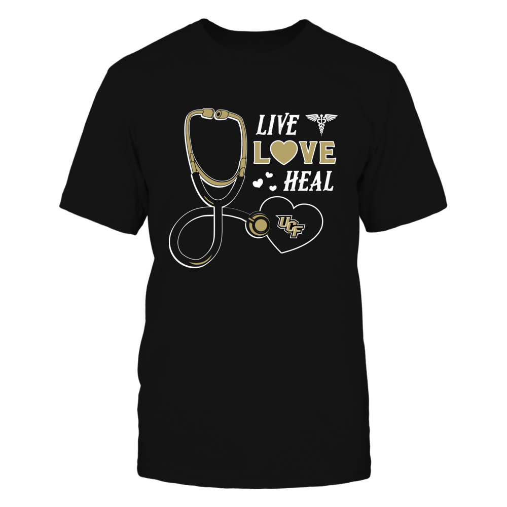 UCF Knights - Live Love Heal - Team Front picture