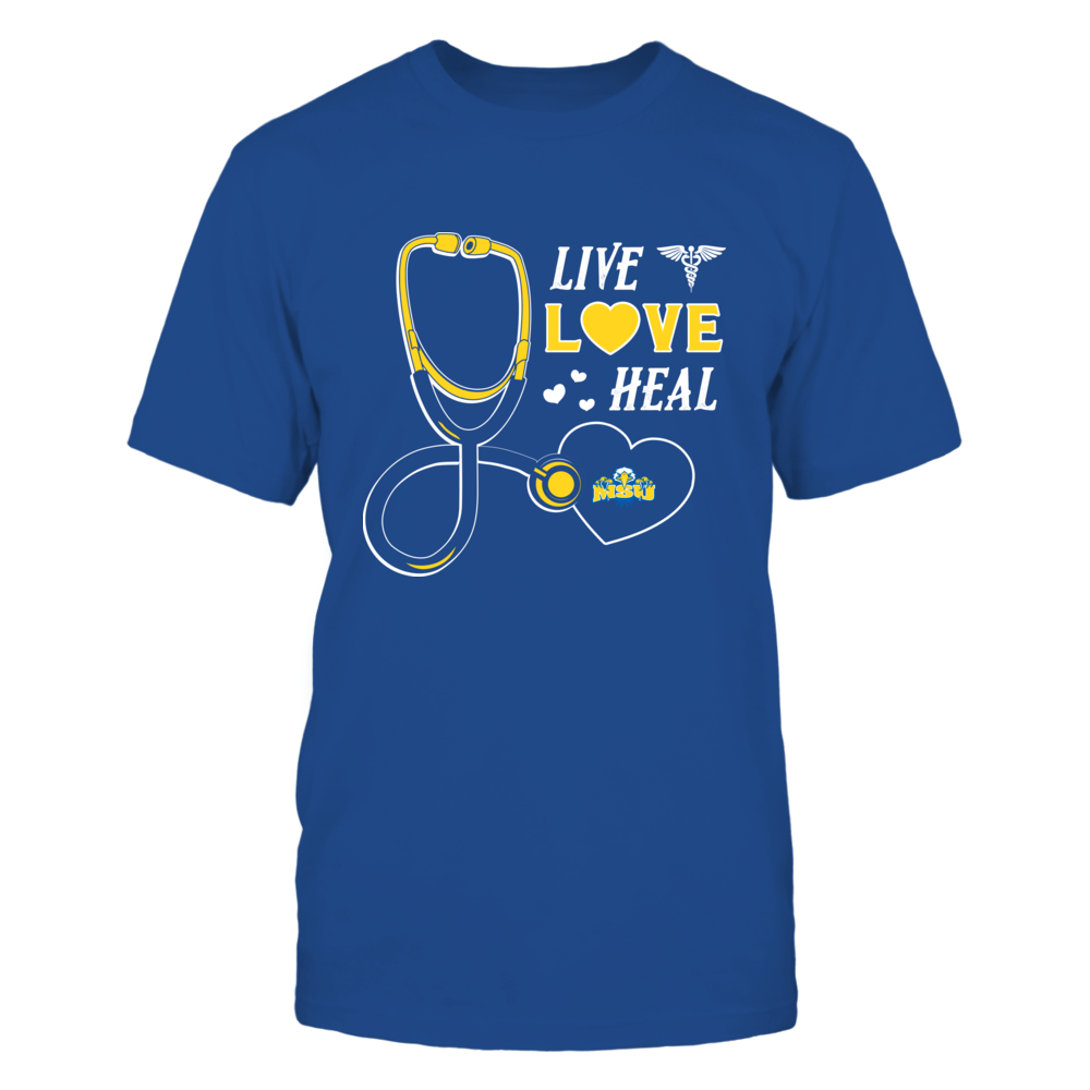 Morehead State Eagles - Live Love Heal - Team Front picture
