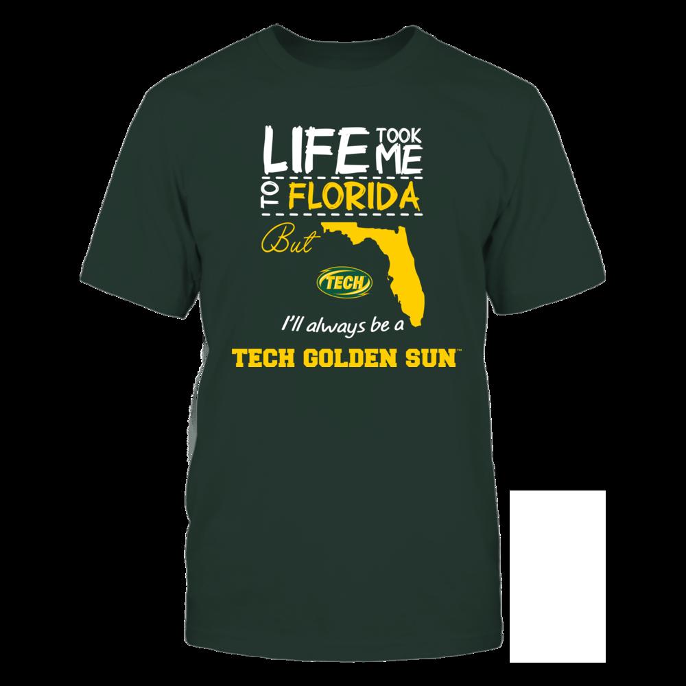 Arkansas Tech Golden Suns - Life Took Me To Florida - Team Front picture
