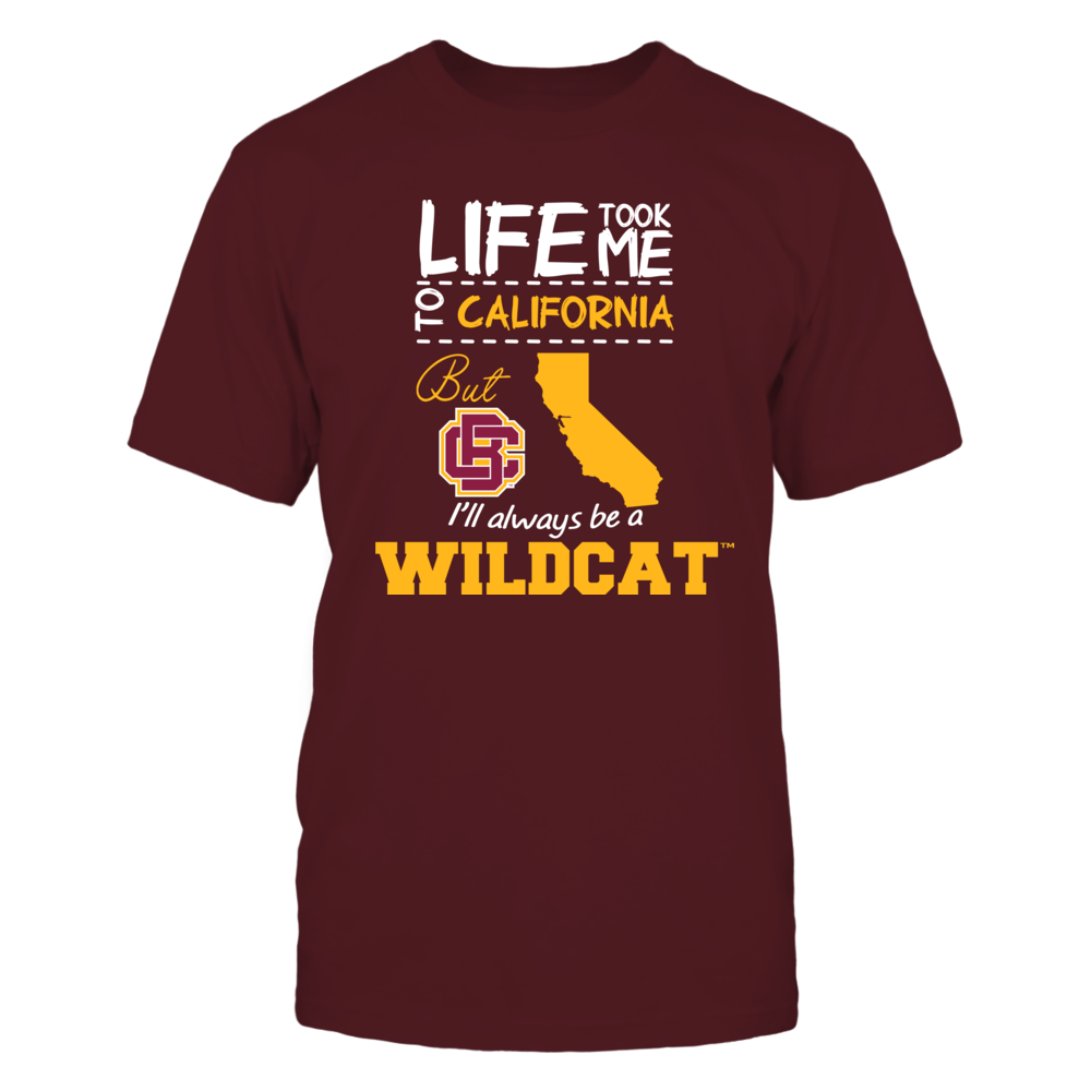 Bethune-Cookman Wildcats - Life Took Me To California - Team Front picture