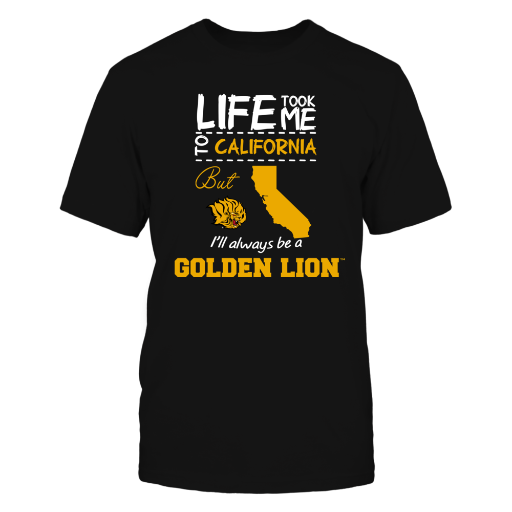 Arkansas Pine Bluff Golden Lions - Life Took Me To California - Team Front picture