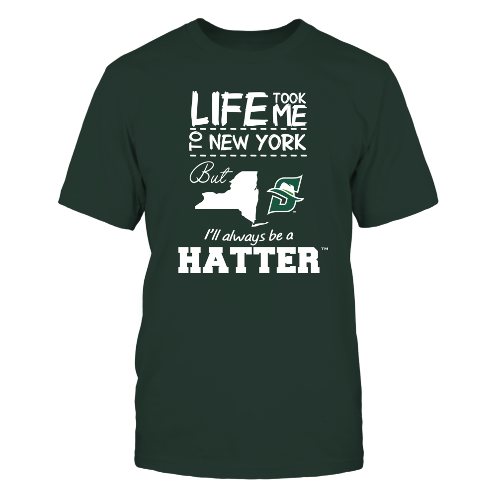 Stetson Hatters - Life Took Me To New York - Team Front picture