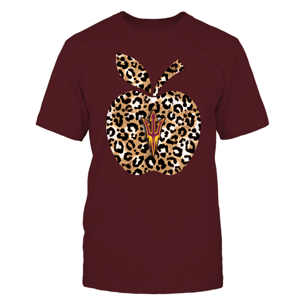 Arizona State Sun Devils - Teacher - Leopard Apple - IF17-IC17-DS64 Front picture