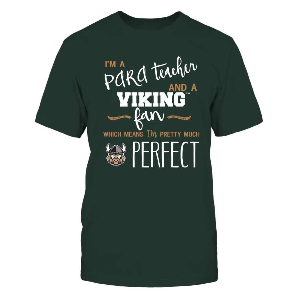 Cleveland State Vikings - Perfect PARA Teacher - Team Front picture