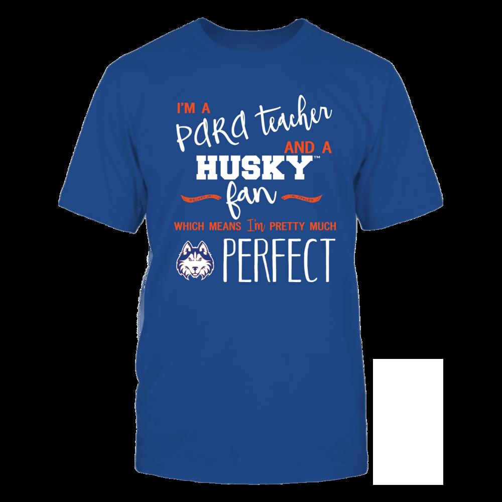 Houston Baptist Huskies - Perfect PARA Teacher - Team Front picture