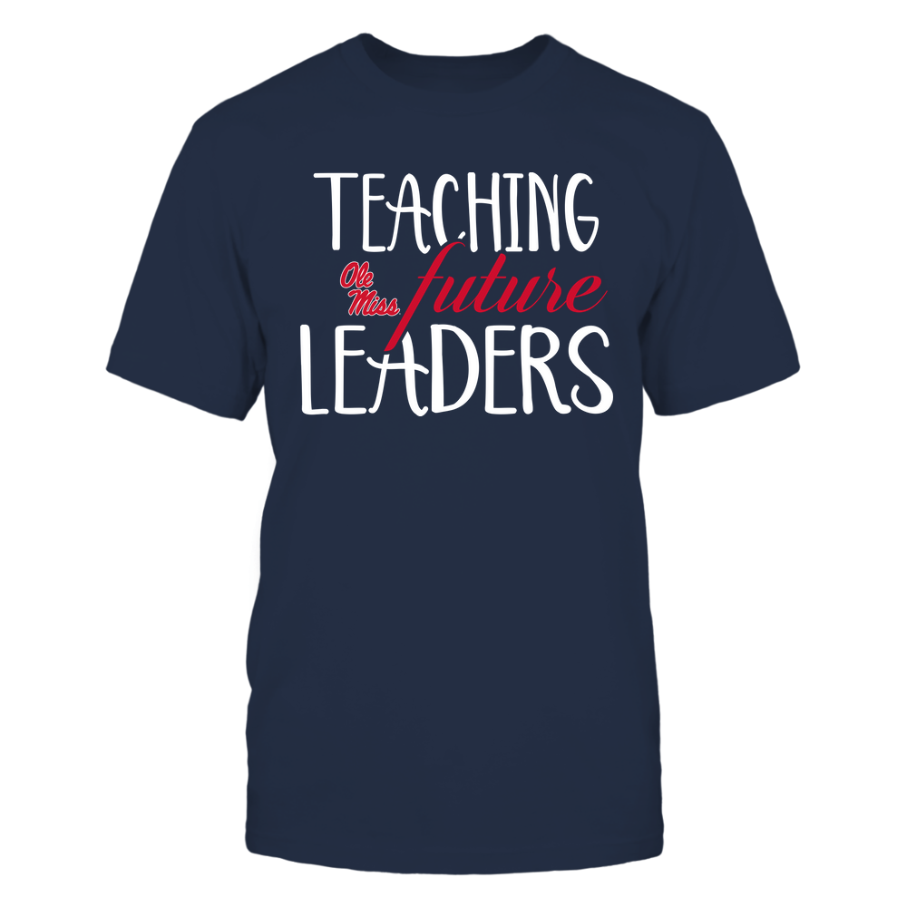 Ole Miss Rebels - Teaching Future Leaders Front picture