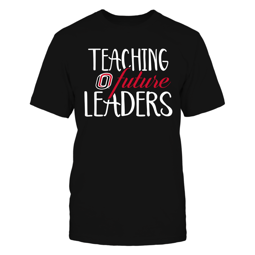 Nebraska Omaha Mavericks - Teaching Future Leaders Front picture