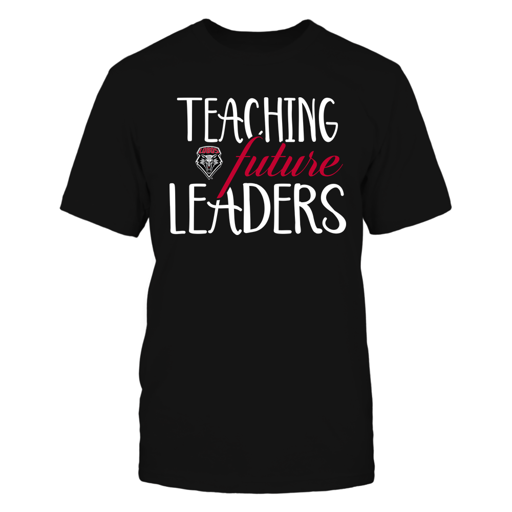 New Mexico Lobos - Teaching Future Leaders Front picture
