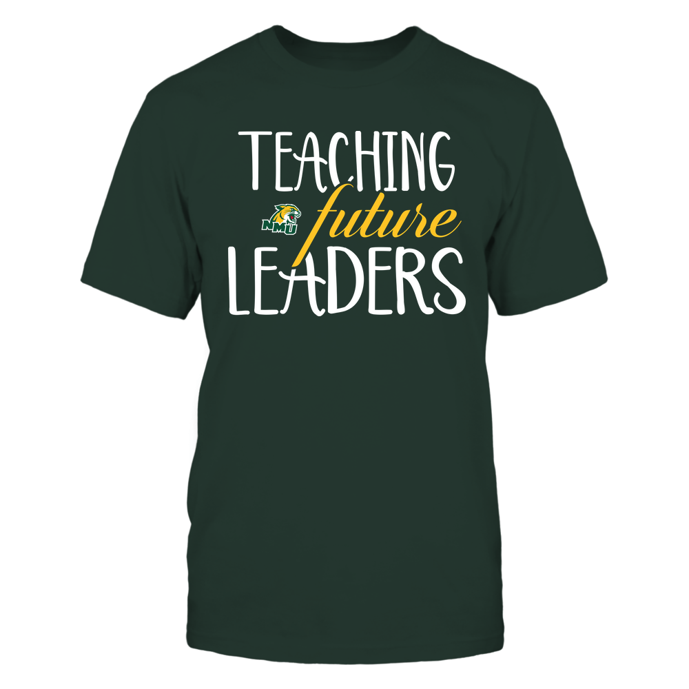 Northern Michigan Wildcats - Teaching Future Leaders Front picture