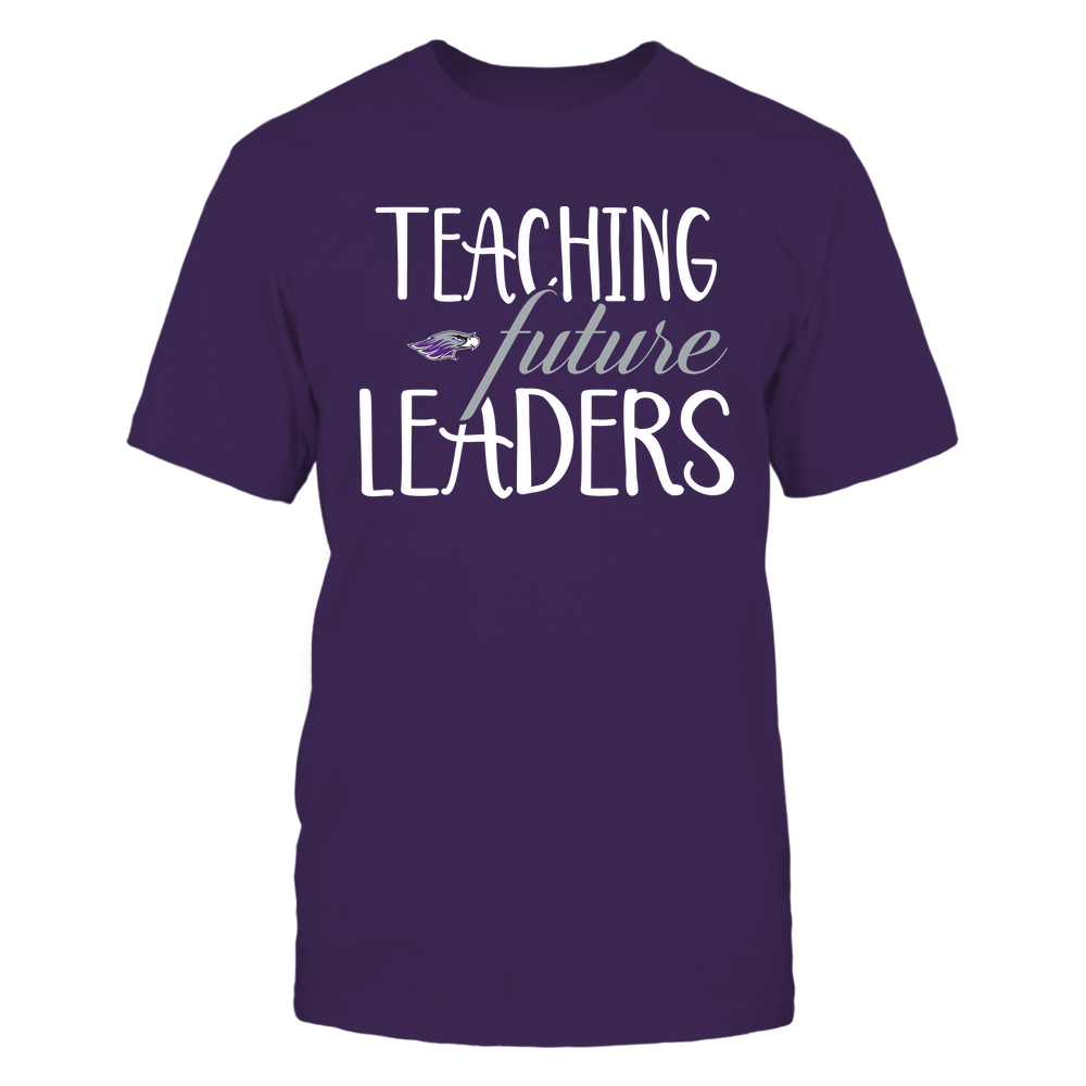 Wisconsin-Whitewater Warhawks - Teaching Future Leaders Front picture