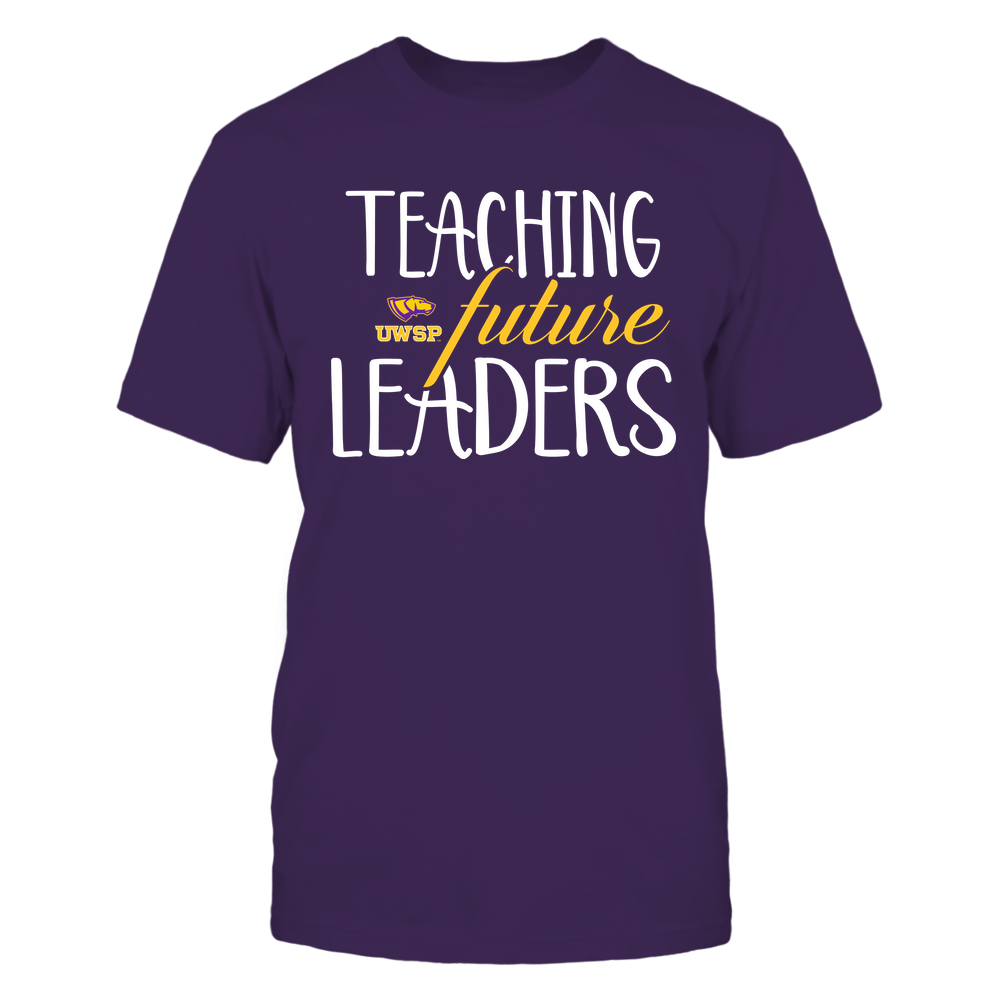Wisconsin-Stevens Point Pointers - Teaching Future Leaders Front picture