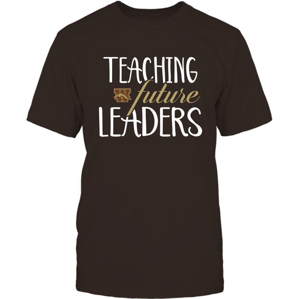 Western Michigan Broncos - Teaching Future Leaders Front picture