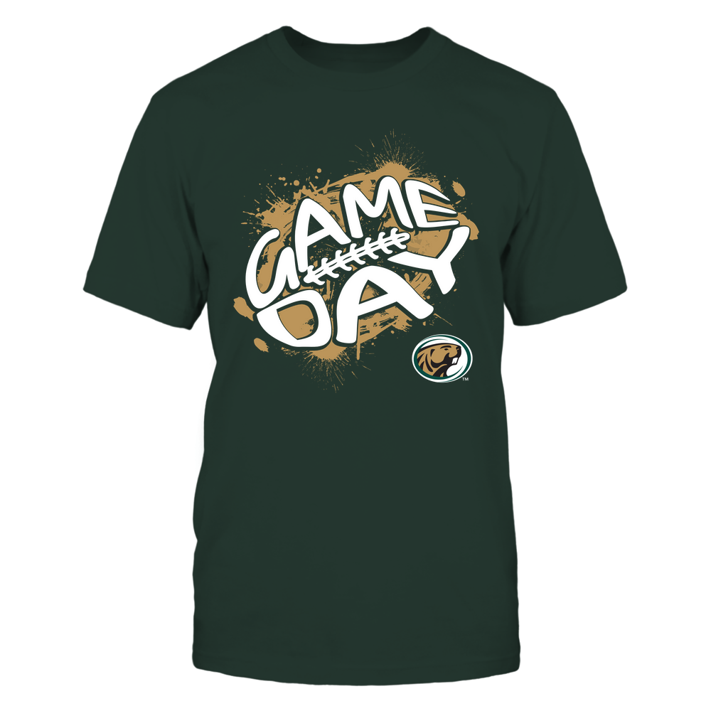 Bemidji State Beavers - Game Day Heart Front picture