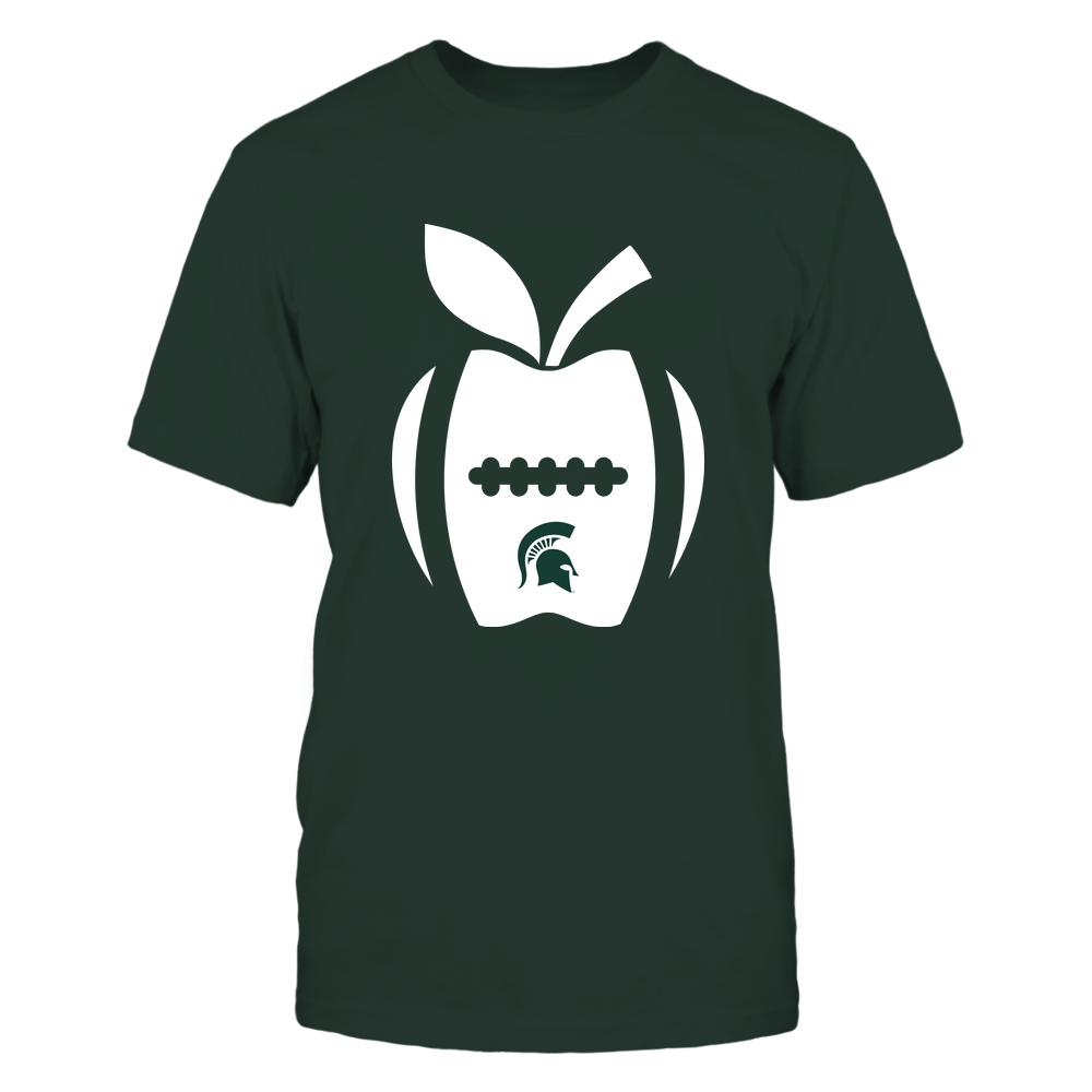 Michigan State Spartans - Apple Football Line - IF32-IC32-DS37 Front picture