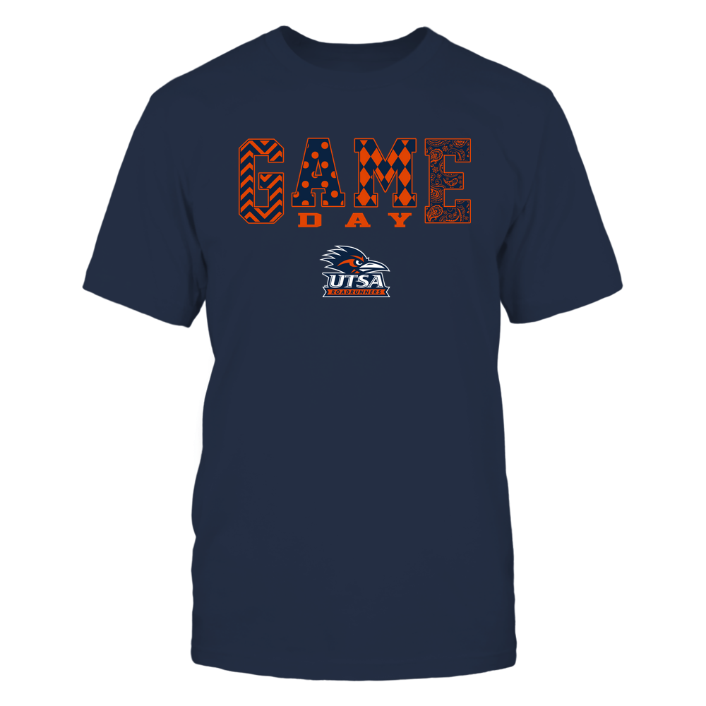 UTSA Roadrunners - 19080610109 - Game Day Pattern  - IF13-IC13-DS27 Front picture