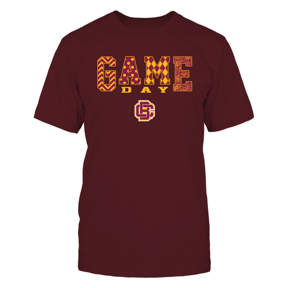 Bethune-Cookman Wildcats - 19080610109 - Game Day Pattern  - IF13-IC13-DS27 Front picture