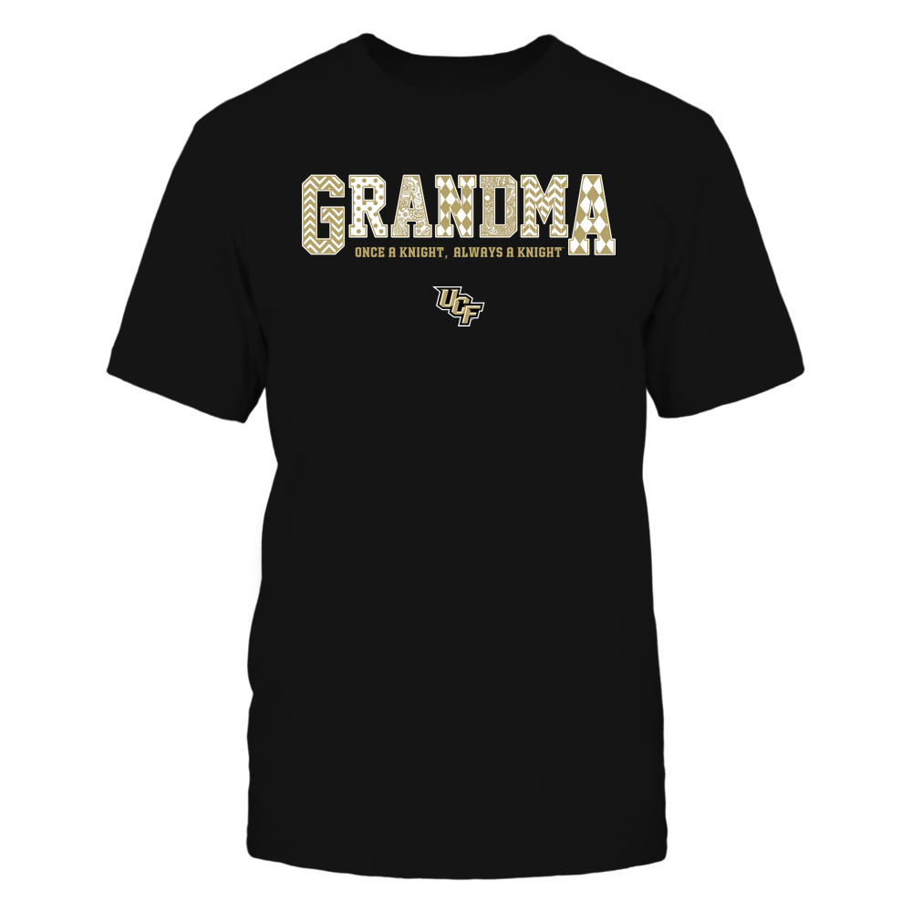 UCF Knights - 19070910462 - Grandma - Slogan- Patterned - IF13-IC13-DS45 Front picture