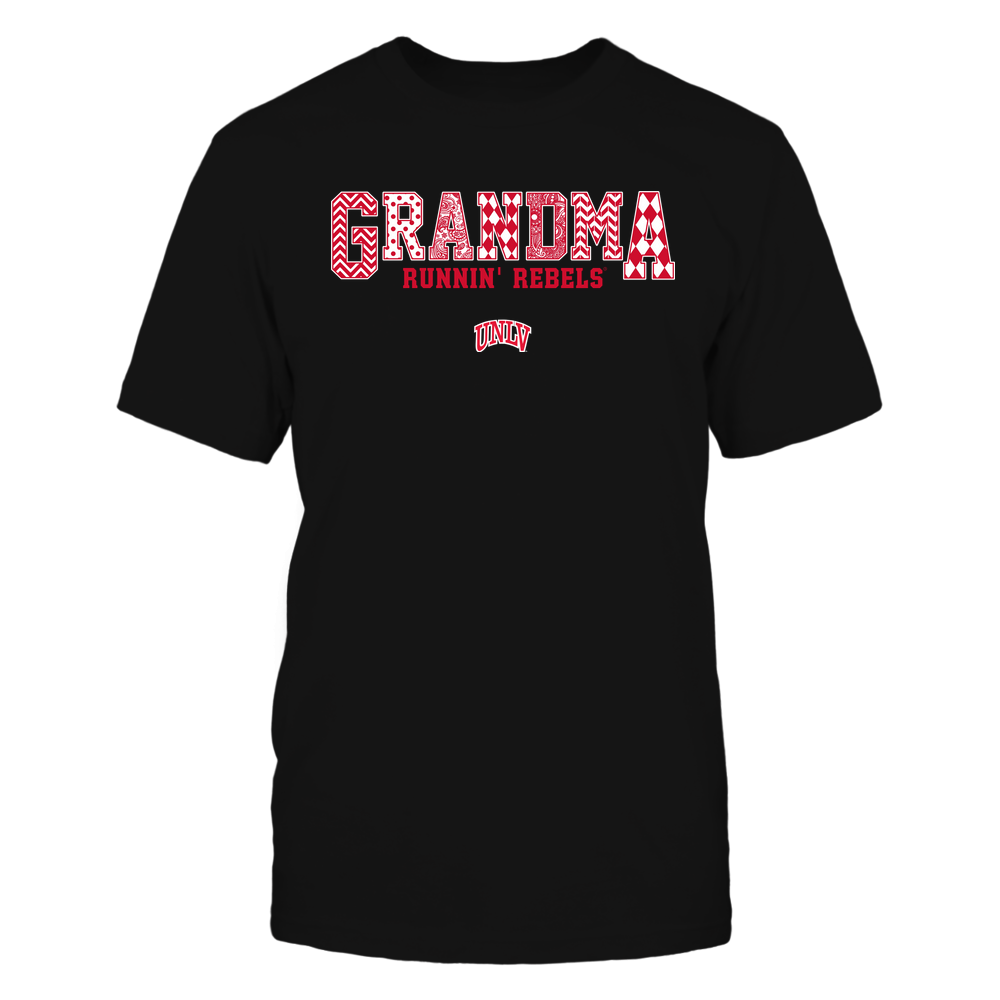 UNLV Rebels - 19070910462 - Grandma - Slogan- Patterned - IF13-IC13-DS45 Front picture