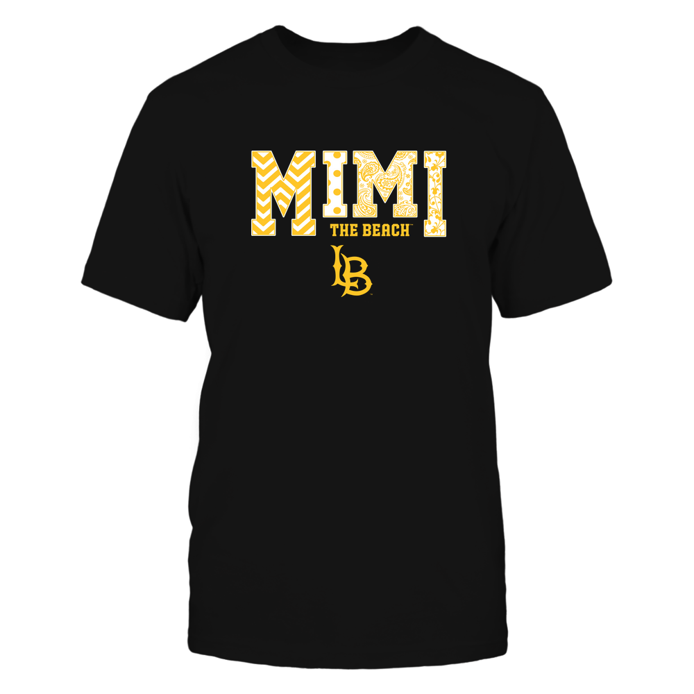 Long Beach State 49ers - 19070910463 - Mimi - Slogan- Patterned - IF13-IC13-DS27 Front picture