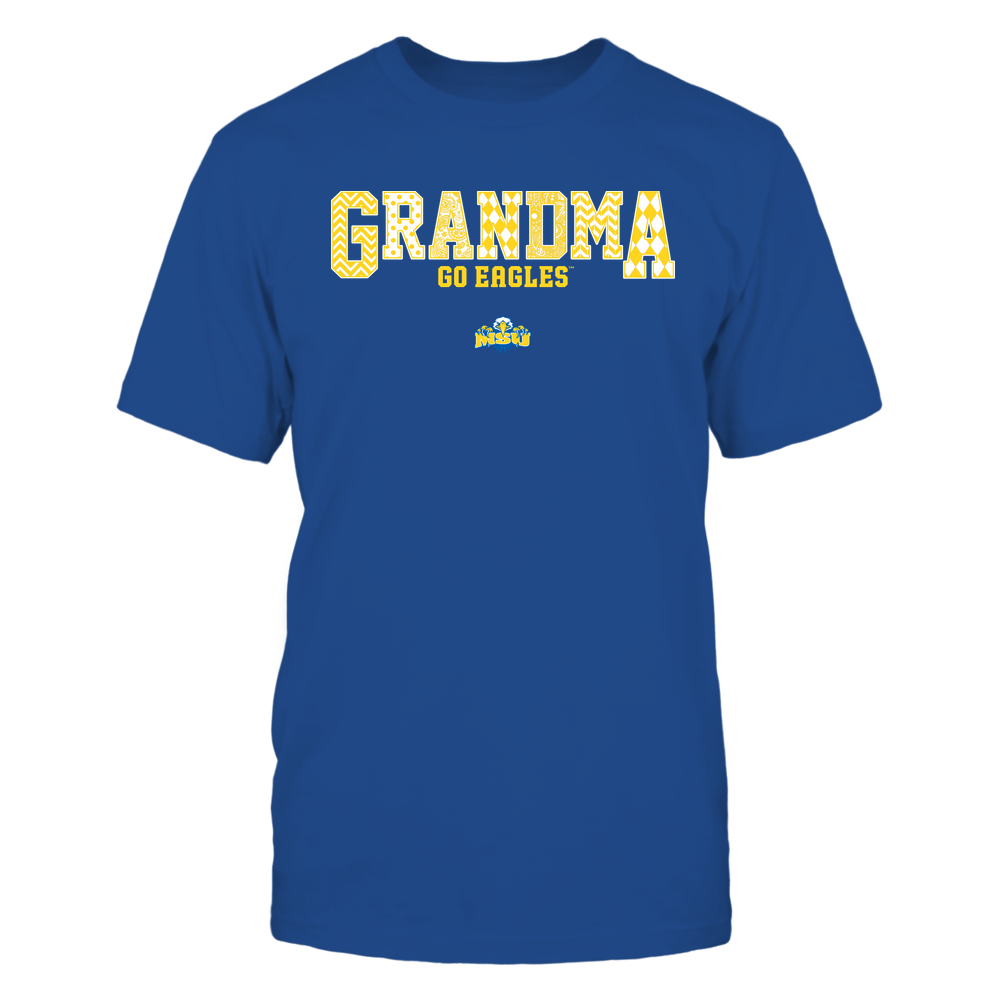 Morehead State Eagles - 19070910462 - Grandma - Slogan- Patterned - IF13-IC13-DS45 Front picture