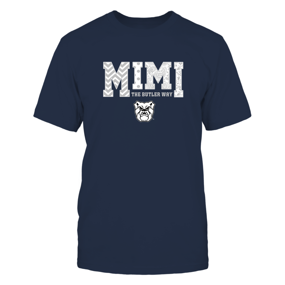 Butler Bulldogs - 19070910463 - Mimi - Slogan- Patterned - IF13-IC13-DS27 Front picture